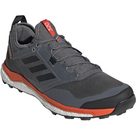 adidas TERREX Agravic XT Low-Cut Schuhe Herren grey five/core black/active orange